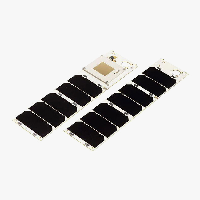 NanoAvionics CubeSat GaAs Solar Panel | NanoAvionics