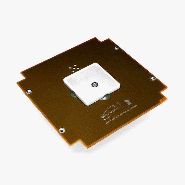 NanoAvionics CubeSat GPS Patch Antenna | NanoAvionics